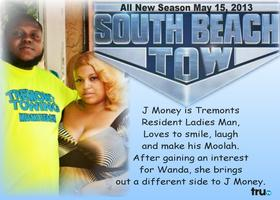 BOOKING J-MONEY AND WANDA OF SOUTH BEACH TOW REALITY...