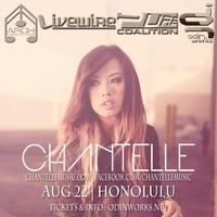 CHANTELLE | Aug 22 | Honolulu