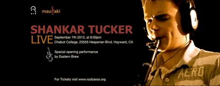 Roobaroo 2013 - Shankar Tucker Live  (opening act by...