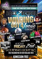 HIGH PRAIZE MINISTRY PRESENTS.... WILDIN OUT 4 JESUS