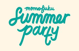 momofuku summer party with the remix project