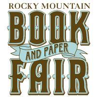 29th Rocky Mountain Book & Paper Fair