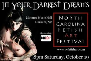 The North Carolina Fetish Art Festival