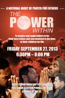 The Power Within: A Night of Prayer For Fathers