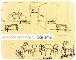 Barismo Patio Grand Opening