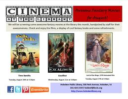 August Fantasy Film Series: Lord of the Rings (1978...