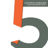 Catapult Design 5th Anniversary Party