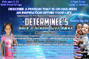 Back-2-School Give-A-Way!!