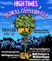 HIGH TIMES Medical Cannabis Cup - Denver, 4/21/12