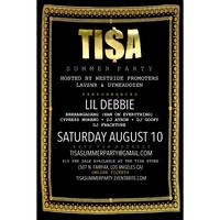 TI$A SUMMER PARTY