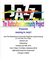 MCP Presents Jazzing in July