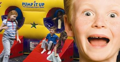 Day Camp at Pump It Up of Jacksonville