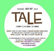 TALE #8: NYC's Finest Storytelling