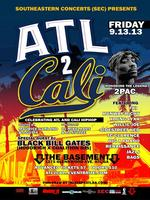 ATL 2 Cali (In Memory of 2Pac)