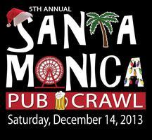 SANTA Monica Pub Crawl 2013