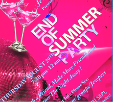 End of Summer Party by Jewpers