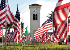 Valencia College September 11th Remembrance Ceremony