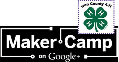 Maker Camp Continued @ the Iron County Extension Office