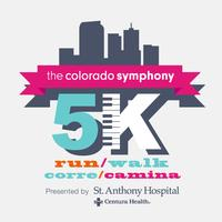 Colorado Symphony 5K Run/Walk Volunteer