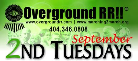 ORR!! September 2nd Tuesdays Networking Event POSTPONED