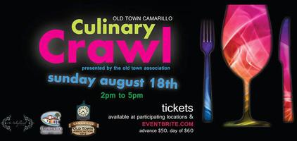 Old Town Camarillo Culinary Crawl