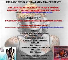 Kickass Desis - Bollywood Night