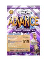 Calvary Baptist Church Youth Advance 2013