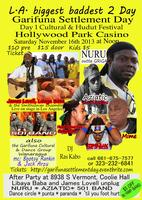 Los Angeles Garifuna Settlement Day Cultural and Hudut ...