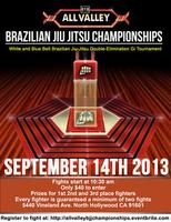 All Valley Brazilian Jiu Jitsu Championships