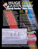 "HUGE Queen Mary ""Speedy Sweeties"" Dinner Dance"