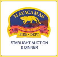 Mayacamas Volunteer Fire Department Starlight Dinner...