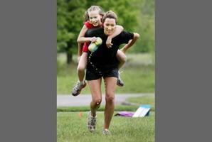 GREAT AMAZING RACE Family Obstacle/Adventure Race -...