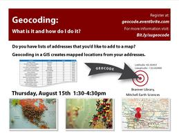 Geocoding - What is it and how do I do it?