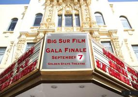 GALA FINALE: 2013 Big Sur Short Film Screening Series...