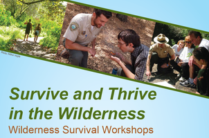 MRCA Wilderness Survival Workshops