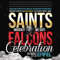 Grey Goose Cherry Noir presents: RCS Saturdays Saints...