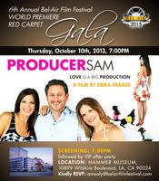 "Red Carpet Gala World Premiere ""Producer Sam"" followed..."