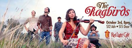 TDawg Presents An Evening with The Ragbirds