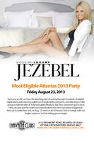 Jezebel's Most Eligible Atlantans 2013 Party