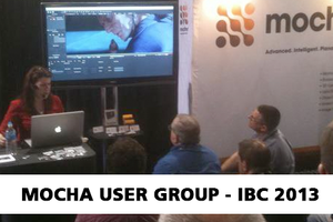 Mocha User Group Meetup at IBC 2013