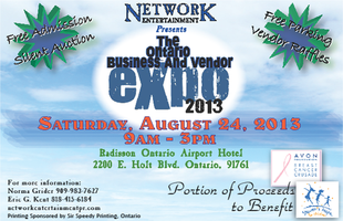 The 2013 Ontario Business And Vendor Expo