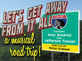 Let's Get Away From It All - Sat, August 31st at 8:00pm