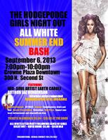 TICKETS - SUMMER ENDS GIRLS NIGHT OUT