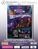 The Only Name Tour with Big Daddy Weave, Chris August...