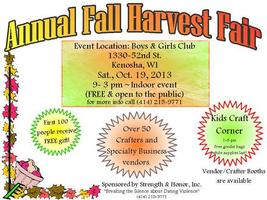 Annual Fall Harvest Craft and Vendor Fair