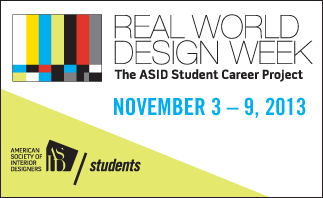 ASID Real World Design Week Kickoff Party