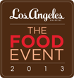 Los Angeles magazine's The Food Event 2013