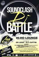 Soundclash DJ Battle. 8 DJs. 1 Winner: Breaking ALL...