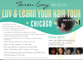 Luv & Learn Your Hair | Chicago