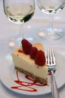 Wine Pairing with Cheesecake